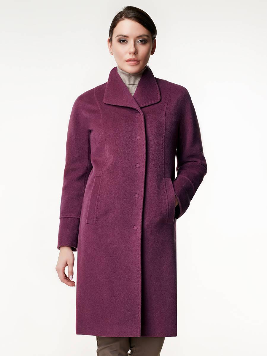 Пальто женское демисезонное Pompa, арт. 1016950p10076Классическое пальто прямого силуэта, выполненное из теплой ворсовой ткани утонченного розово-сиреневого оттенка. Изделие имеет ультра-модный небольшой воротник-апаш. Пальто застегивается на пришивные кнопки. Декорировано тамбурной строчкой. Пальто изготовлено с мембраной Raft Pro. Прекрасная модель для женщин, желающих всегда оставаться на пике тенденций.<br><br>Артикул: 1016950p10076<br>Цвет: фиолетовый<br>Материал: : Основная ткань: шерсть 89 %, шелк 6 %, нейлон 5 %;<br>Размер RU: 48<br>Пол: Женский<br>Возраст: Взрослый