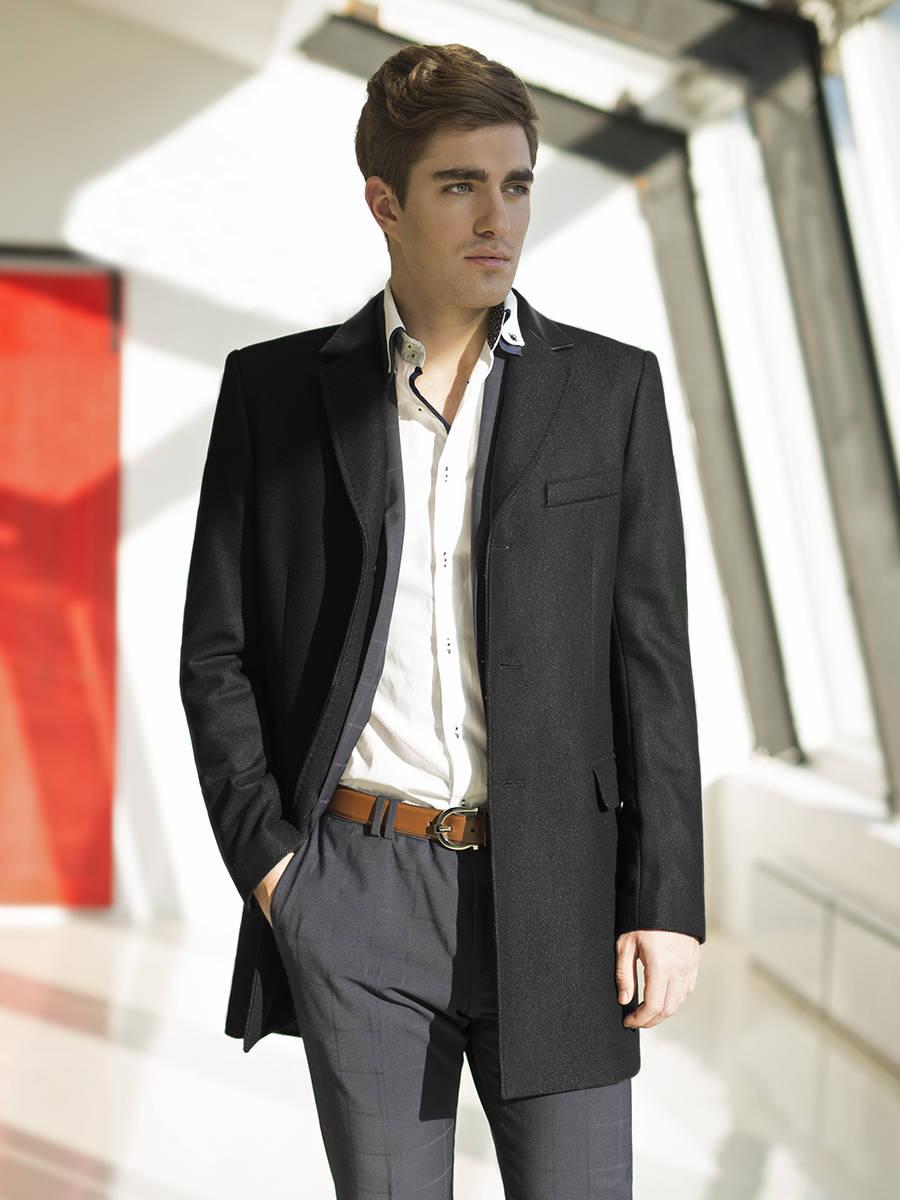 Пальто мужское Pompa, арт. 1700010S60099